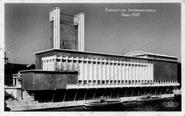 CPA PARIS - PAVILLON DE LA RADIO - EXPOSITION INTERNATIONALE 1937 - Exhibitions