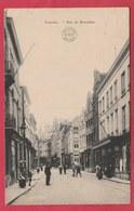 Leuven / Louvain - Rue De Bruxelles - 1910 ( Verso Zien ) - Leuven