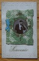 Carte Fantaisie à Système - Souvenir - Fête - Petit Livre Avec Poème - (n°10591) - Mechanical