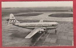 Melsbroek Airport - Een Super Stratocruiser Van Pan American Airways ( Verso Zien ) - Steenokkerzeel