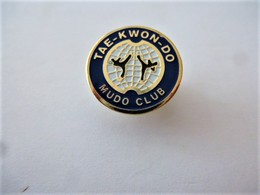 PINS SPORTS TAE-KWON-DO MUDO CLUB / 33NAT - Judo