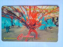 181CATB 40 Years Of Carnival $10 - Antigua And Barbuda