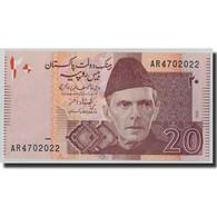 Billet, Pakistan, 20 Rupees, 2006, KM:46b, NEUF - Pakistan