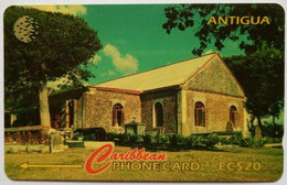 18CATF St Georges Anglican EC$20 - Antigua And Barbuda