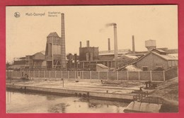 Moll-Gompel - Glasfabriek ( Verso Zien ) - Mol