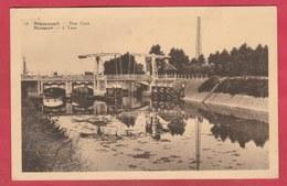 Nieuwpoort - Den Ijser ...brug Openen - 1939 ( Verso Zien ) - Nieuwpoort