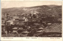 BULGARIE --  Istip Panorama - Bulgarie