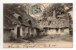 - CPA SAINT-QUENTIN (02) - Vieille Maison Du Faubourg Saint-Jean 1905 - Editions Lévy N° 56 - - Saint Quentin