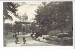 46129 -D10-  Fives Lille Jardin Public Le Kiosque - Lille
