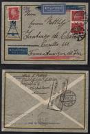 COTTBUS - DR / 1932 60 PF. EBERT MeF AUF LUFTPOST BRIEF NACH CHILE (ref 3304) - Alemania