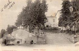 88 VOSGES - EPINAL L'hôpital, Pionnière - Epinal