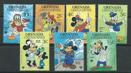 Grenada Grenadines 1979 International Year Of The Child: Disney MNH** - Lot. 4683 - Grenade (1974-...)