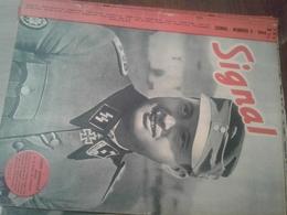 RARE..REVUE SIGNAL 1944  WW2 - 1939-45