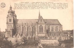 Saint-Hubert - CPA - L'église Abbatiale - Saint-Hubert