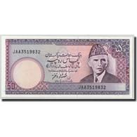Billet, Pakistan, 50 Rupees, Undated (1986- ), KM:40, NEUF - Pakistan