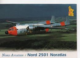 CPM.Musée Européen De L'Aviation De Chasse.2000.Nord 2501 Noratlas Transport 1950 - 1946-....: Era Moderna
