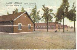 Bourg-Léopold - CPA - Camp De Beverloo - Camp D'infanterie - België