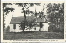 Bareldonk Bij Overmere   -   Kapel - Berlare