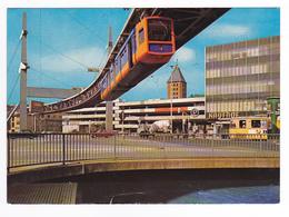 Allemagne Wuppertal Barmen N°56 Alter Markt En 1978 VOIR ZOOM Tram Tramway Camion Toupie De Béton - Wuppertal
