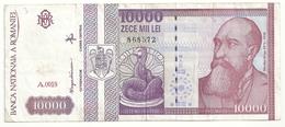 Roumanie 10000 Lei 1994 - Roumanie