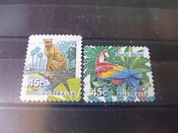 AUSTRALIE Yvert N° 1393.1394 - Used Stamps