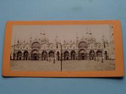 VENICE Venise () Stereo Photo ( Voir Photo Pour Detail ) ! - Photos Stéréoscopiques