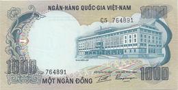 Viet-Nam 1000 Dong Unc - Viêt-Nam