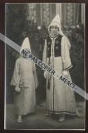55 - VAUCOULEURS - SOUVENIR DES FETES DE JEANNE D'ARC 24 ET 25 AOUT 1929 - CARTE PHOTO ORIGINALE - Otros Municipios