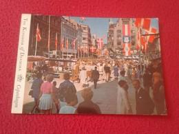 POSTAL POST CARD POSTCARD CARTE POSTALE DINAMARCA THE KINGDOM OF DENMARK DANMARK COPENHAGUE COPENHAGEN VER FOTO/S Y DESC - Dinamarca
