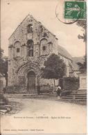 LAVERGNE EGLISE DU XIIe SIECLE - France
