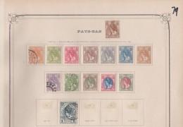 Nederland   .     Pagina Met Zegels   .   /      .   Page With Stamps - Periode 1891-1948 (Wilhelmina)