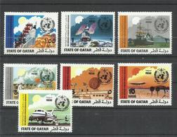 QATAR YVERT  204/10   MNH  ** - Qatar