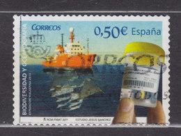 Italy 2011 Mi. ????      0.50 € Expedicion Malaspina Biodiversidad Y Oceanografia - 1931-Heute: 2. Rep. - ... Juan Carlos I