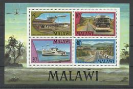 MALAWI H/B 48  MNH  ** - Malawi (1964-...)