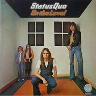 """Status Quo """" On The Level  """" - Vinyl Records"""