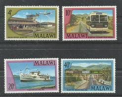 MALAWI  YVERT  287/90   MNH  ** - Malawi (1964-...)