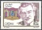 2000  Alg. N° 1258   Nf ** .  Mustapha Kateb Et Scène De Théatre. - Algeria (1962-...)