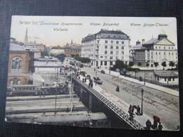 AK WIEN III. Landstrasse Hauptstrasse 1907//  D*31359 - Sonstige