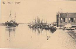 Nieuport ,Nieuwpoort , DeHaven , Le Port - Nieuwpoort