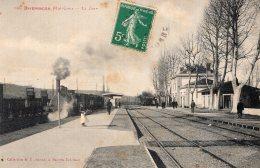 """V12546 Cpa 31 Boussens - La Gare """" Train"""" - France"""