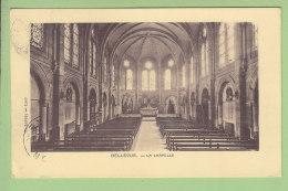 BELLEVUE Villefranche Sur Saone : La Chapelle. 2 Scans. Edition Levenq - Villefranche-sur-Saone