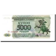 Billet, Transnistrie, 5000 Rublei, 1993, KM:24, NEUF - Moldavie