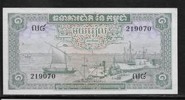 Cambodge - 1 Riel - Pick N°4 - SPL - Cambodge