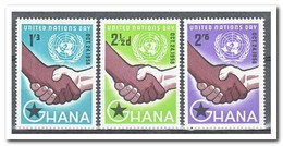 Ghana 1958, Postfris MNH, Day Of The United Nations - Ghana (1957-...)
