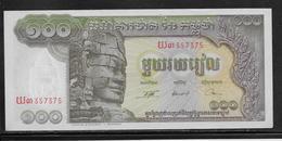 Cambodge - 100 Riels - Pick N°8 - NEUF - Cambodja