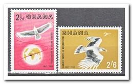 Ghana 1958, Postfris MNH, Birds, Airplanes - Ghana (1957-...)