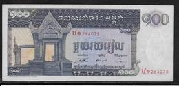 Cambodge - 100 Riels - Pick N°12 - SPL - Cambodge