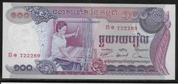 Cambodge - 100 Riels - Pick N°15 - NEUF - Cambodja