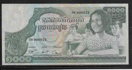 Cambodge - 1000 Riels - Pick N°17 - NEUF - Cambodge