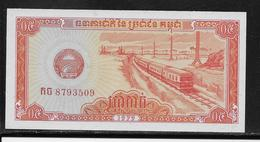 Cambodge - 0,5 Riel - Pick N°27 - NEUF - Cambodge